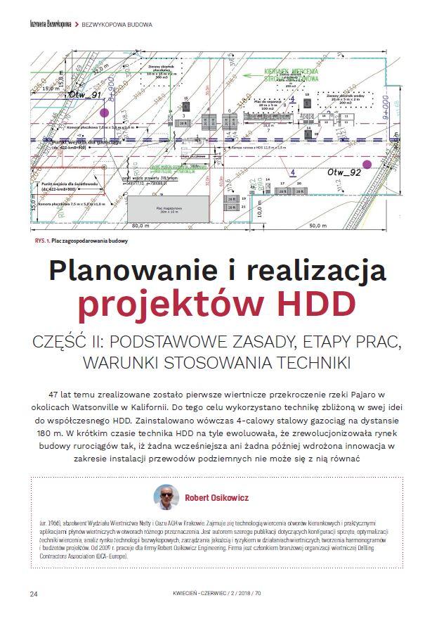 Planowanie irealizacja projektów HDD cz.2 - zdjecie tytulowe