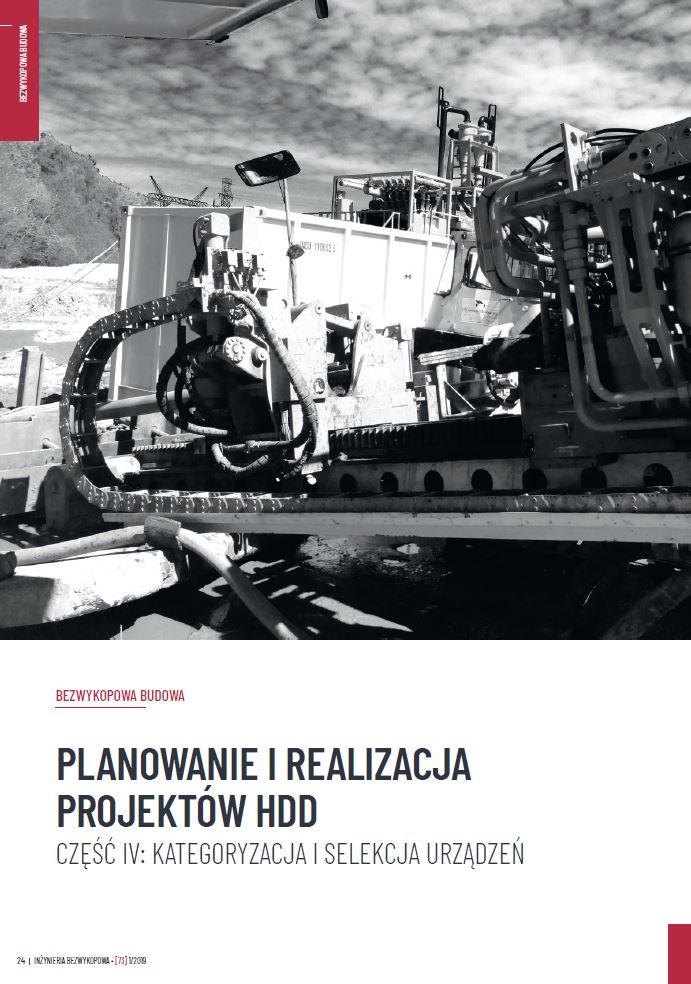 Planowanie irealizacja projektów HDD cz.4 - zdjecie tytulowe