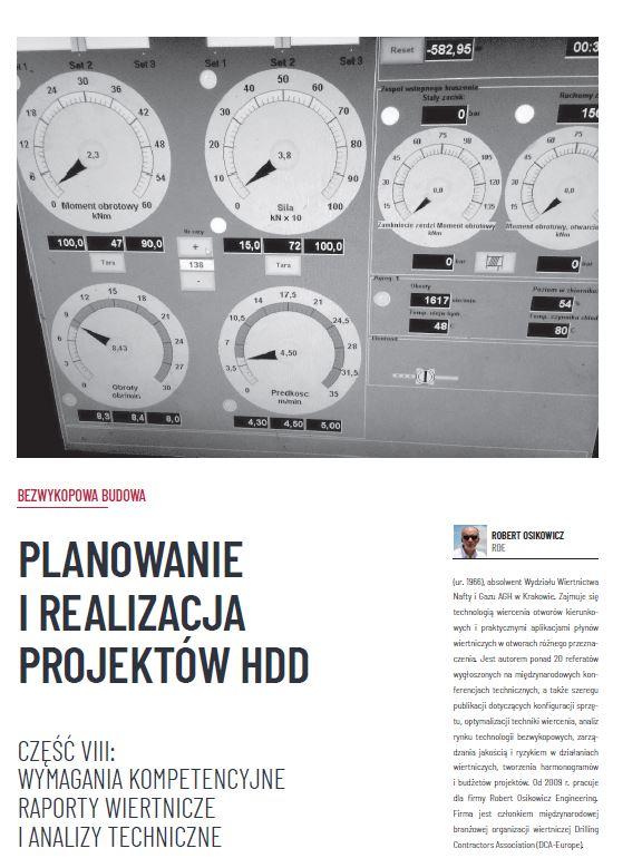 Planowanie irealizacja projektów HDD cz.8 - zdjęcie tytułowe